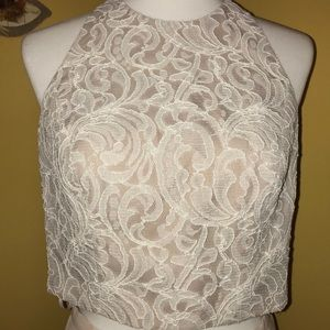 NWOT Dessy Collection Top